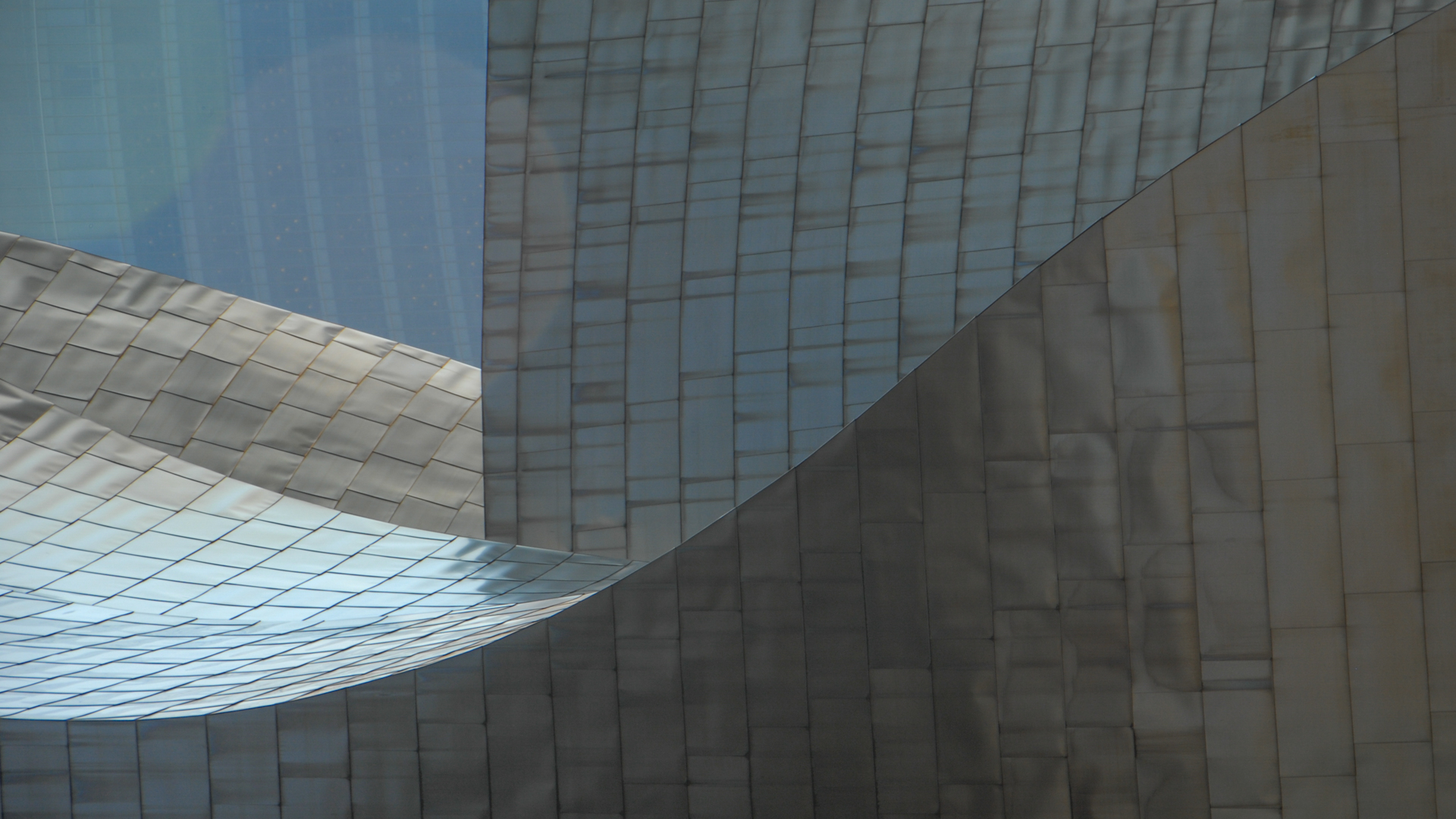 Bilbao Guggenheim - exterior