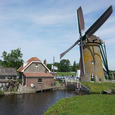 De Rijnlandse molenstichting - Zwanburgermolen