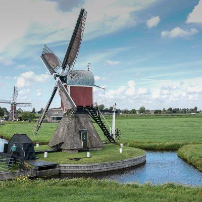 De Rijnlandse molenstichting - Kalkmolen
