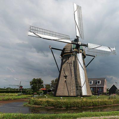 De Rijnlandse molenstichting - Hoogeveense molen