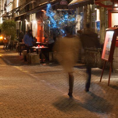 Brussel - Een avondje stappen op 2 benen