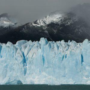 De Perito Moreno gletscher in Patagonia